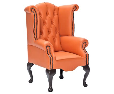 childrens faux leather armchair giovani orange faux leather childrens chair uk delivery