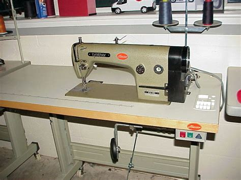 b755 industrial sewing machine new locking