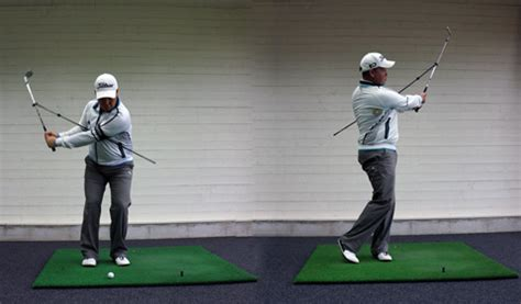 swing perfect golf training aid golf in sync swing trainer at intheholegolf com