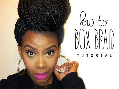 step by step to do jumbo senegalese diy poetic justice box braids natural hair rules