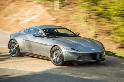 aston martin bond car price aston martin db10 from spectre headed to charity auction