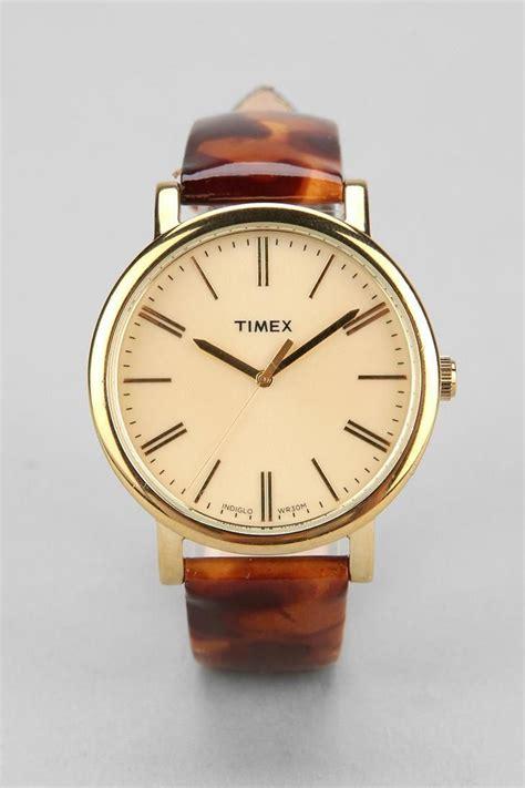 timex original tortoise uomens