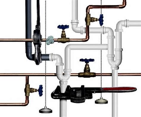 Plumbing And Piping by Water Line Harry Caswell Plumbing Mechanical And Utility Contractor