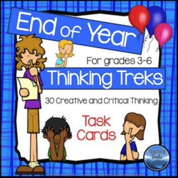 end of year greetings end of year activities task cards by teaching treks tpt