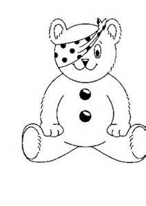Pudsey Template Printables by Children In Need Pudsey Poster Competition By V3884