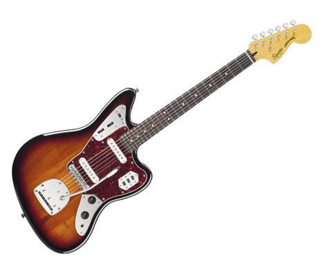 squier jaguar fender squier vintage modified jaguar guitar rosewood
