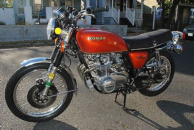 Honda 550 Four by Cb 550 Four Motorcycles For Sale