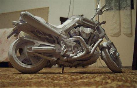 Papercraft Bike - yamaha papercraft sportbike 8 pics izismile