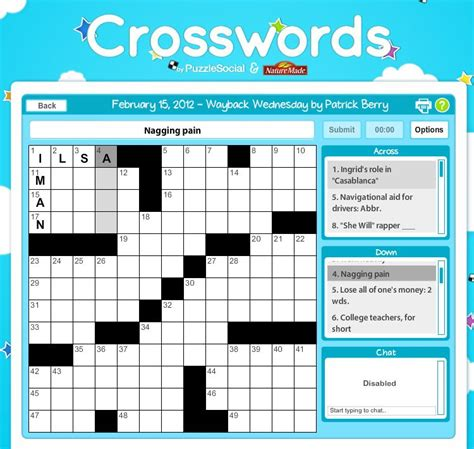 usa today crossword feb 6 crosswords by puzzlesocial over 100k served in its first
