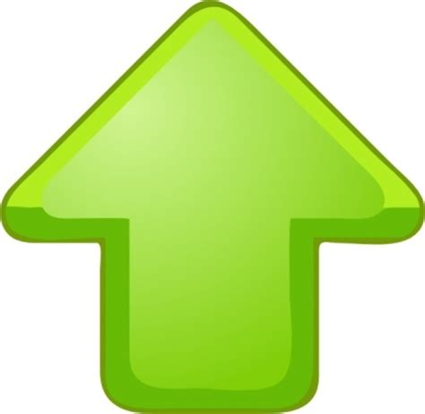 Home Design Tools Freeware Up Arrow Green Clip Art Clip Arts Clip Art Clipartlogo Com