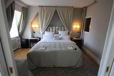 weissenhaus grand resort und spa am meer wangels schlafzimmer einer suite im schloss billede af