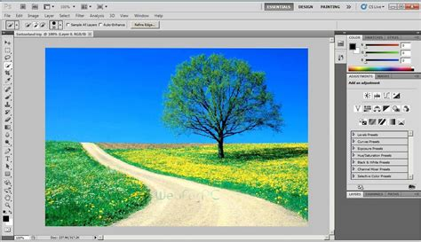 adobe photoshop cs5 free download setup web for pc