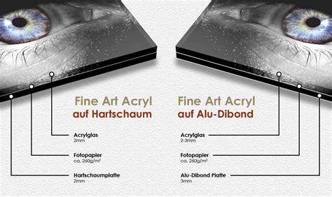 Fotodruck Acryl by Fineartprint Die Qualit 228 T Macht Den Unterschied