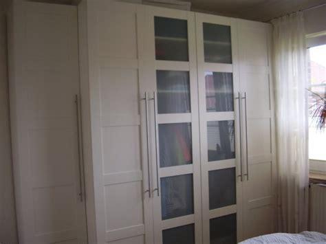 kleiderschrank weiß 3m leiner schlafzimmer betten