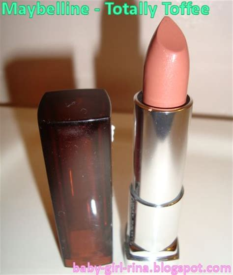 Maybelline Lipstick Toffe maybelline color sensational totally toffee reviews photos makeupalley