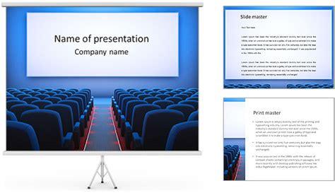 templates powerpoint cinema salle de cin 233 ma mod 232 les des pr 233 sentations powerpoint et