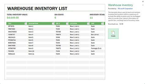 free warehouses stock take template xlx format online