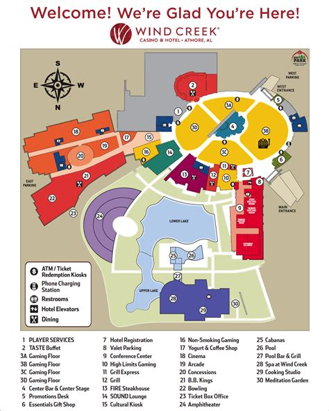 winstar casino floor plan winstar world casino and resort maplets winstar casino