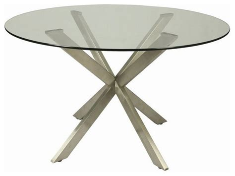 48 inch glass top dining table pastel furniture eritrea 48 inch table w glass top