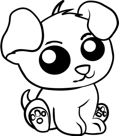 printable coloring pages cute animals free coloring pages cute animals free coloring pages of cute