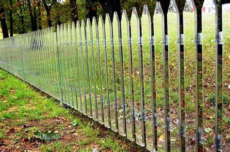 Garden Picket Fence Ideas 40 Creative Garden Fence Decoration Ideas