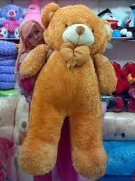 Boneka Teddy Topi Pink 1meter daftar harga boneka teddy murah april mei 2018