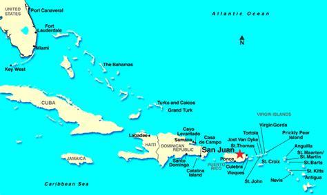 San Juan Puerto Rico Map by San Juan Cruises San Juan Cruise Cruise San Juan
