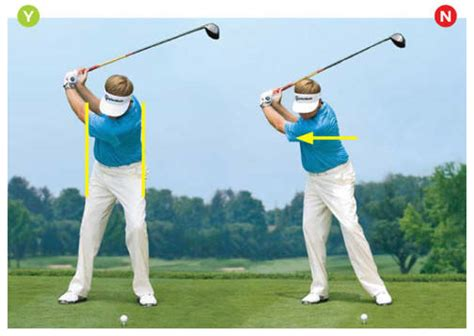 perfect swing golf center optimal weight shift in the full