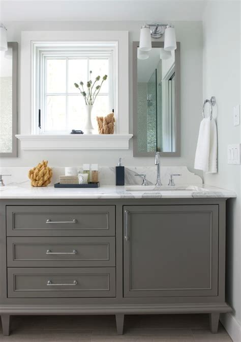 how to design the bathroom vanity