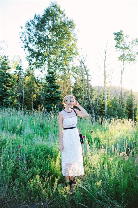 Dress Garden Utah A Day At The St Regis Deer Valley Dash Of