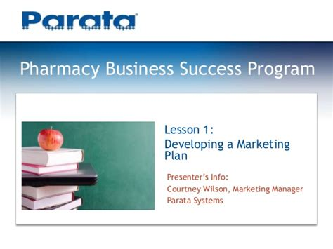sle business plan pharmacy pharmacy business success program