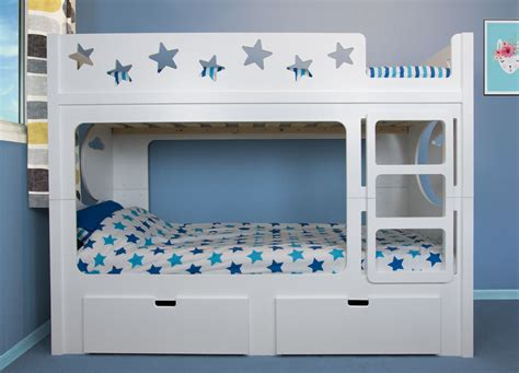bunk beds with drawers funtime high sleeper bunk bed with drawers bunk beds