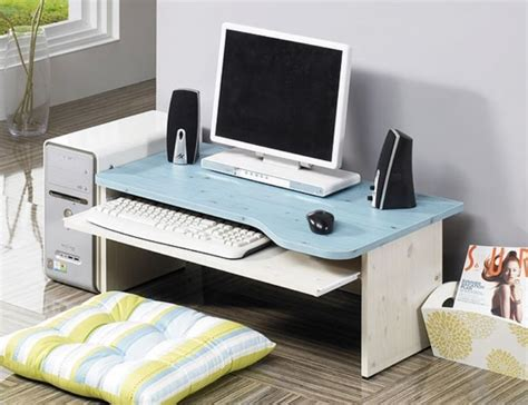 japanese floor desk computer floor table laptop desk japanese style slide