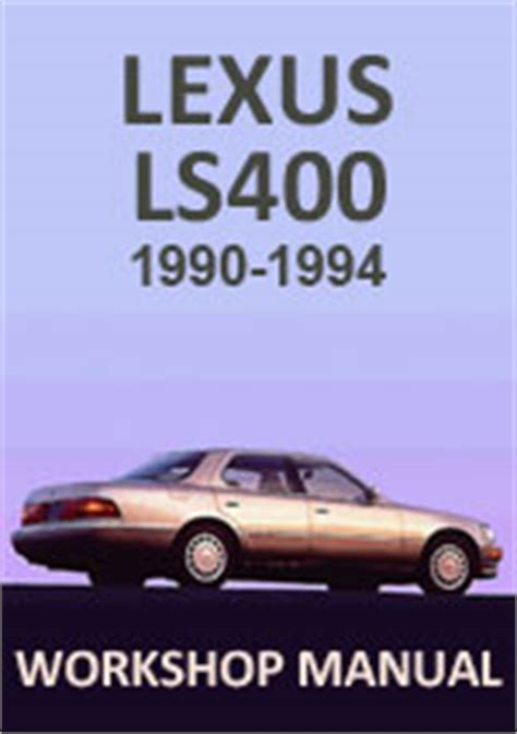 car repair manuals download 1994 lexus sc user handbook service manual 1994 lexus ls owners manual pdf 1994 lexus ls400 ls 400 factory shop service