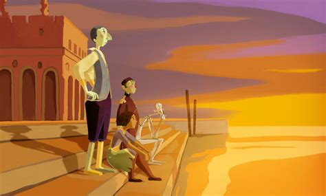 banker le the banker tableau to screen at ottawa animation