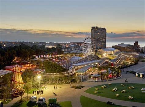 theme park kent 2018 unique venue to hire in margate dreamland margate kent