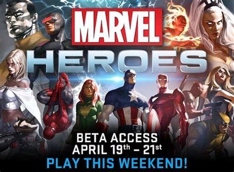 Marvel Heroes Key Giveaway - marvel heroes beta key giveaway marvel heroes 2015