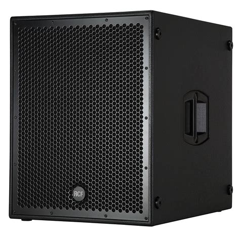 Speaker Rcf rcf sub 8004 as 171 active pa speakers