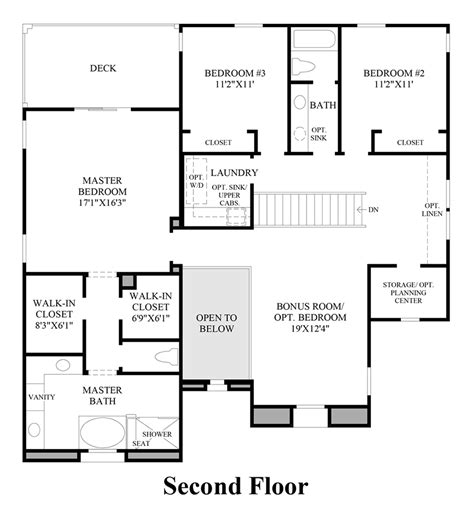 nv homes floor plans willow bend at saddle ridge the ravenwood nv home design