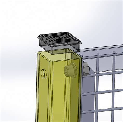Post And Panel Series Easy To Specify And Install