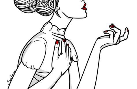 imagenes de amor para colorear tumblr ilustraciones con un toque hipster oh la la