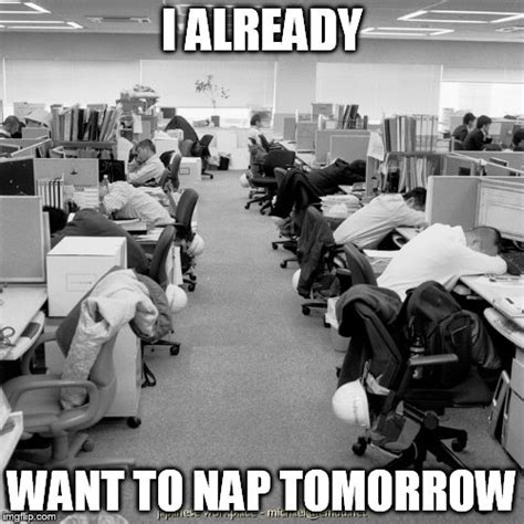 Sleep At Work Meme - work sleep imgflip