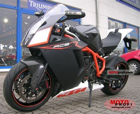 Ktm Rc8 Specifications Ktm 1190 Rc8 R 2009 Specs And Photos