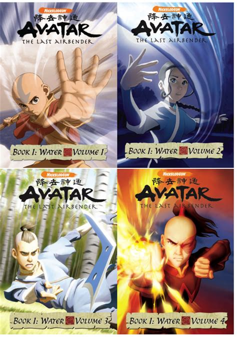 the last airbender book 4 episode 1