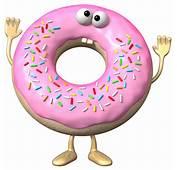 Stickers For Kids Doughnut