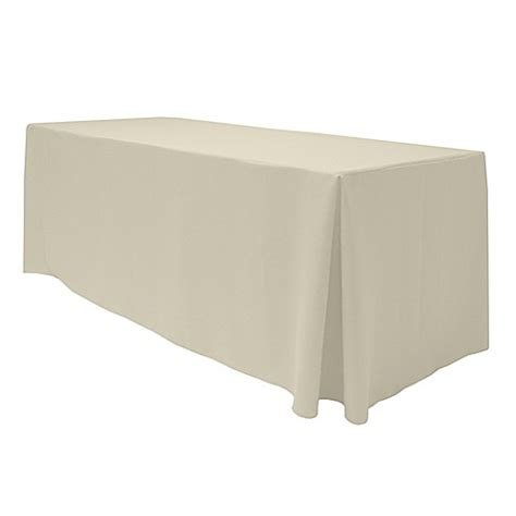 fitted tablecloths for rectangular tables oblong fitted tablecloth bed bath beyond