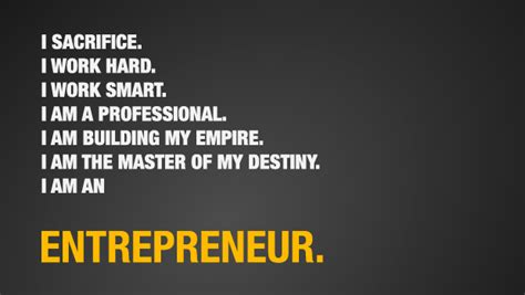 Entrepreneur Quotes Being An Entrepreneur Quotes Quotesgram