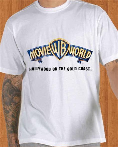 Kaos T Shirt Warner Bros warner bros australia t shirt ficonco merchandise t