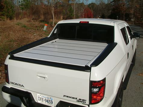 peragon truck bed cover honda ridgeline retractable truck bed covers by peragon