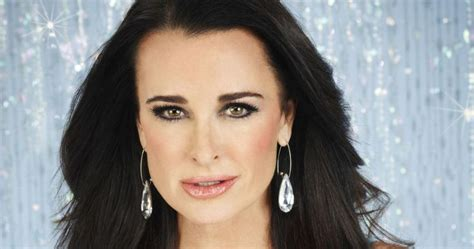 Richards Eye kyle richards plastic surgery did she really needed to